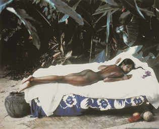 Naomi Campbell, Harper's Bazaa