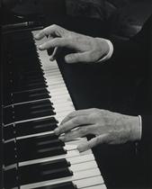 Vladamir Horowitz's Hands for Post, 1966
