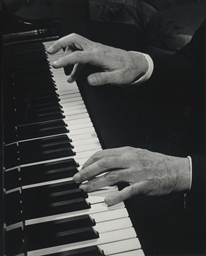 Vladamir Horowitz's Hands for