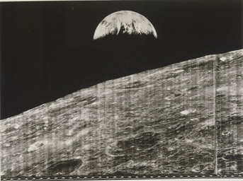 Earthrise, August 23 1966