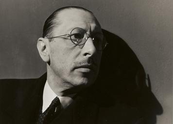 Stravinsky, November 16 1934