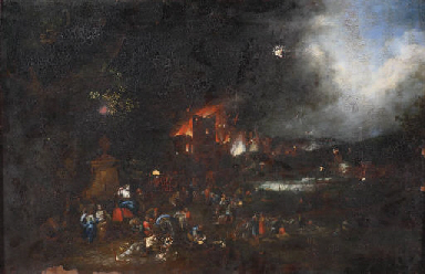 An Allegory of Fire