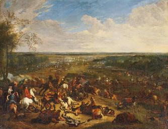 The Battle of Malplaquet, 11 S