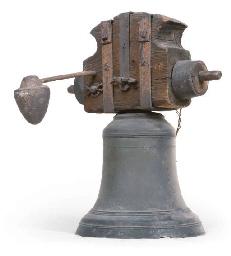 AN AUSTRIAN IRON BELL