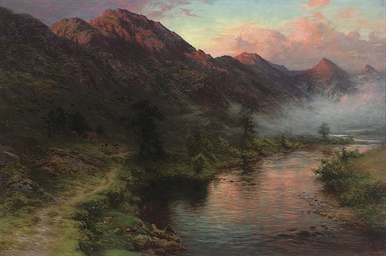 Five Sisters of Kintail, Glen