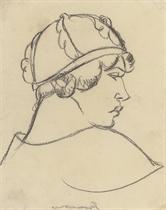 Cloche Hat, Kathleen Dillon