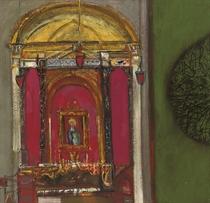 Byzantine Interior III