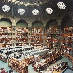 Bibliothèque National de Franc