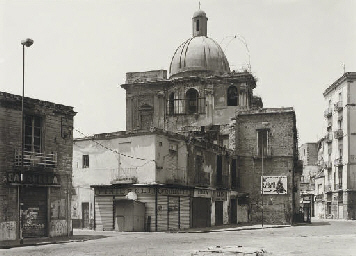 Kirche auf der Plaza Mercato,