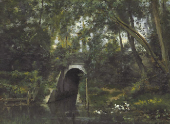 Bras de Seine du côté de Neuil