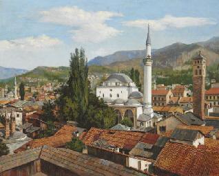 Gazi Husrev Beg Mosque, Saraje
