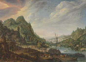 A view of the Rhine