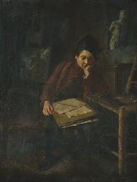 The young draftsman
