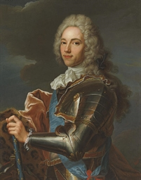 Portrait of the Duc de Broglie