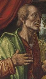 A male saint