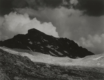 The Black Giant, Muir Pass, Si