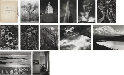 Portfolio One: Twelve Photogra