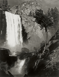Vernal Fall, Yosemite Valley,