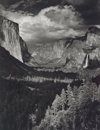 Yosemite and the Range of Ligh