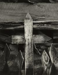 Crosses, Las Trampas, New Mexi