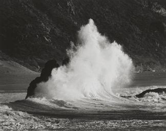 Wave, near Goat Rock, North Ca