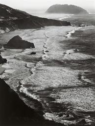 Point Sur, Storm, Monterey Cou
