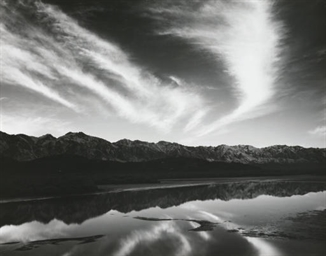 Evening Clouds, Sierra Nevada