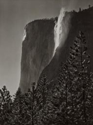El Capitan over Yosemite Valle