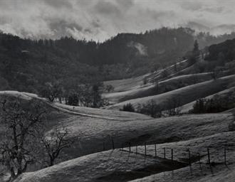 Pasture, Hills and Rain, Sonom