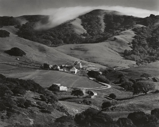 Ranch Near Petaluma, 1951-1955
