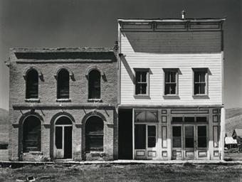 Bodie, California, 1938