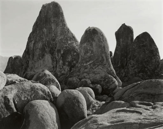 Rocks in the Alabama Hills, Ow