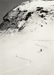 Skiing, Lember Dome, Yosemite
