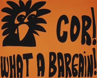 Cor! What a Bargain!