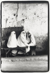 Three Women, Morocco, 1951
