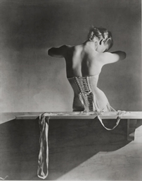 Mainbocher Corset, Paris, 1939
