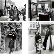 Selected Images (15 photographs), 1945-1957