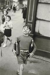 Rue Mouffetard, 1952