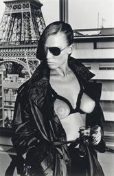 Gunilla Bergström, Paris, 1976