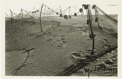 Untitled (Sand), 1929