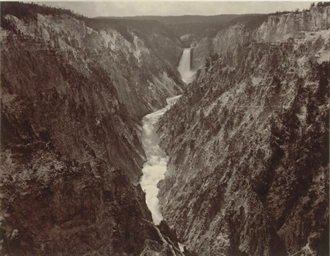 Grand Canyon of the Yellowston
