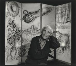 Marc Chagall, 1965