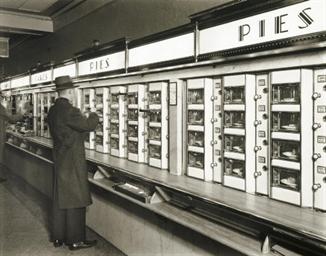 Automat, 977 Eighth Avenue, Ne