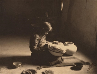 The Potter, 1900