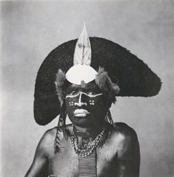 Enga Warrior, 1970