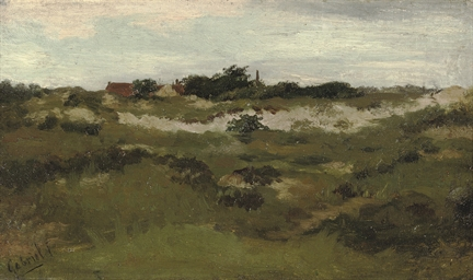 A cottage in the dunes
