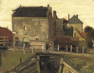 Achterbuurt te Dordrecht: the