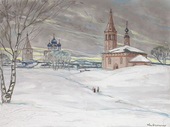 Kostroma churches