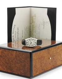 FRANCK MULLER. A FINE AND RARE