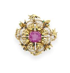 A MULTI-GEM AND DIAMOND
